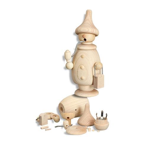 Gnome Rauchermann Kitset - Seiffener Volkskunst
