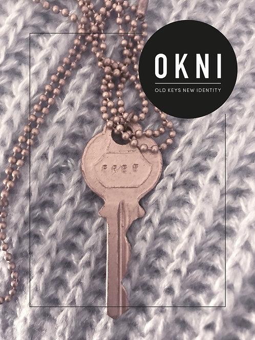FREE No.1  |  Mixed Key Sizes