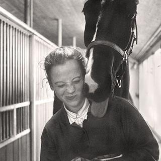ISABELL WERTH, World Champion Dressage Rider