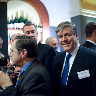 DEUTSCHE BANK - Reception in Brussels