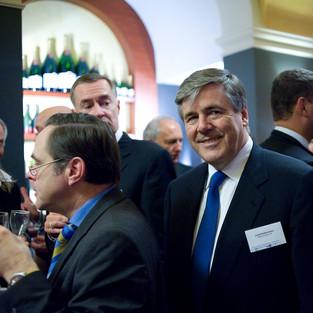 DEUTSCHE BANK ANNUAL RECEPTION IN BRUSSELS