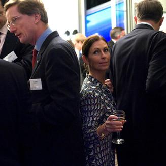 Deutsche Bank Reception in Brussels