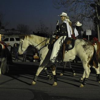USA - Christmas Horse Parade