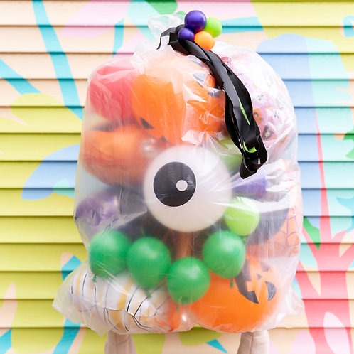 Halloween Edition Balloon Surprise Bag