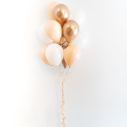 Boho Helium Balloon Bouquet
