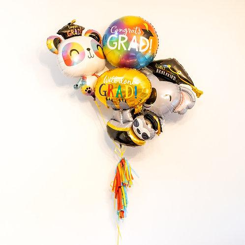 Koala-fied Grad Bouquet