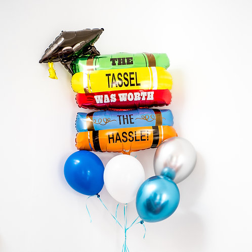 Grad 2020 Balloon Bouquet