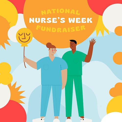 National Nurses Week Fundraiser Campaign