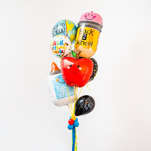 Back to School Balloon Bouquet