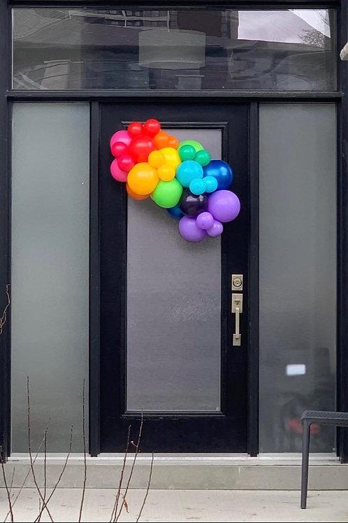 Charity Door Rainbow - April Break Joy Campaign