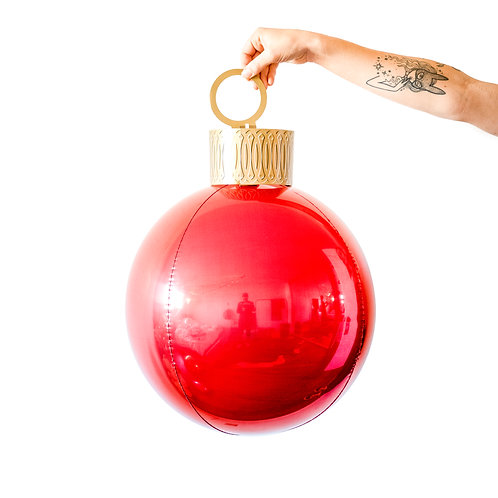 DIY Christmas Ornament Balloon Kit