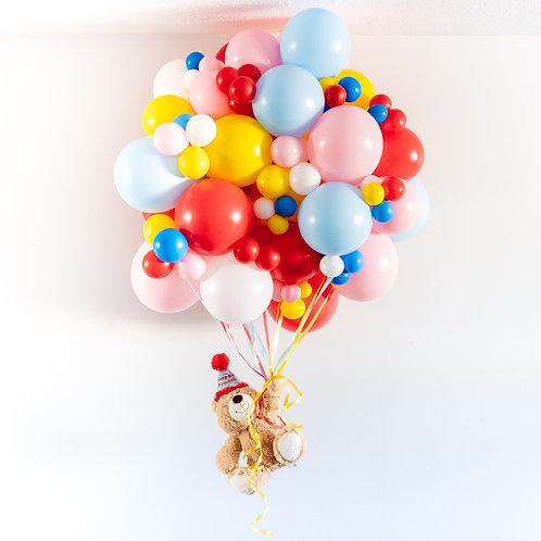 Teddy cloud - Custom Colours READY TO HANG