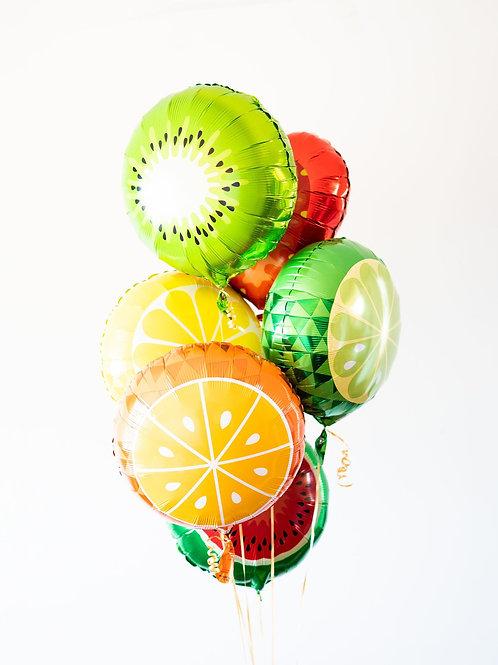Fruit Helium Bouquet