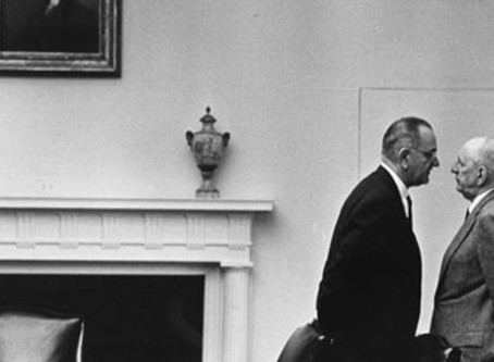Five Lessons on Power From the Life of Lyndon Johnson