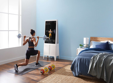 The In-Home and On-Demand Fitness Revolution
