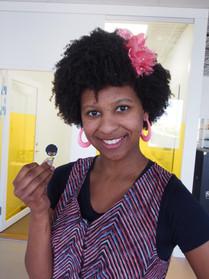 women of colour sticker
