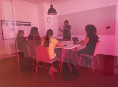 women of colour teaching