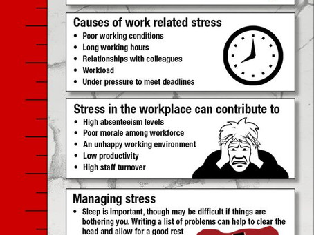 Are you stressed at work???