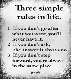 3 tips for a productive life....