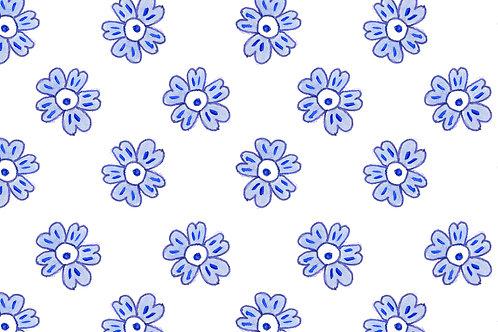 Delft Blue mini Flower