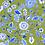 Thumbnail: Delft Blue and Green Botanical