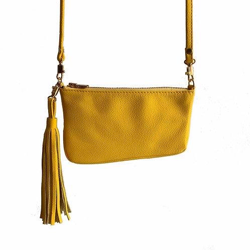 Colourbomb Yellow Clutch