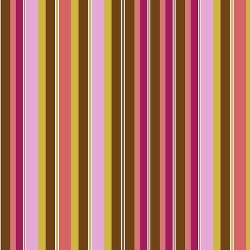 Camellia Stripe
