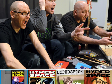 S2Ch31: Interview with Hyperspace (Band)