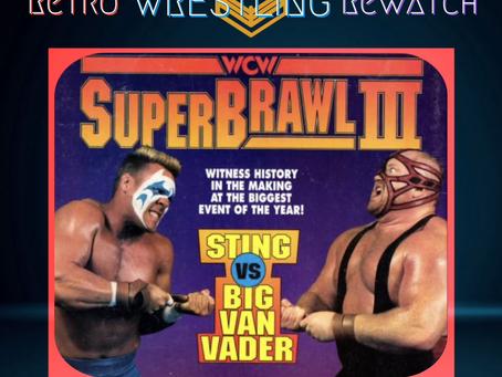 S2Ch38: Retro Wrestling Rewatch: WCW SuperBrawl 3