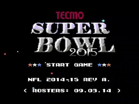 S2Ch32: Retro Sports League Challenge: Tecmo Super Bowl 2015 (NES)