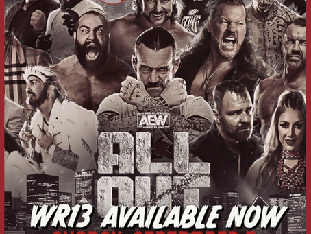 WR13: AEW All Out 2021