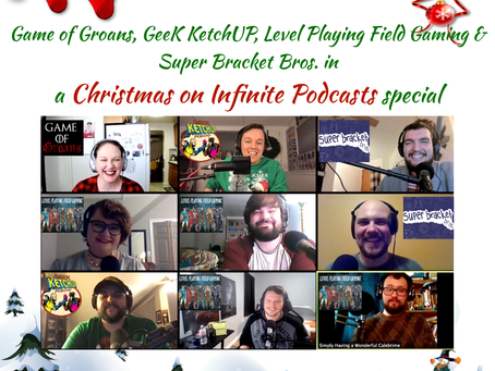 Bonus: A Christmas on Infinite Podcasts Special