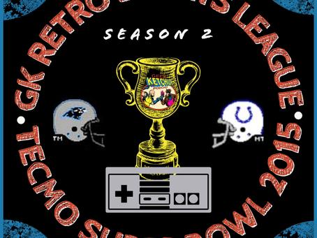 S2Ch37: Retro Sports League Challenge: Tecmo Super Bowl 2015 (NES), Part 2