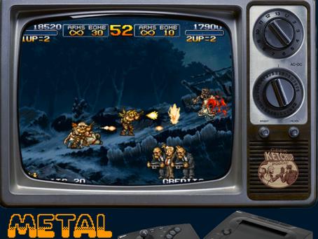 S3Ch42: Retro Game Spotlight: Metal Slug 3 (NEO GEO)