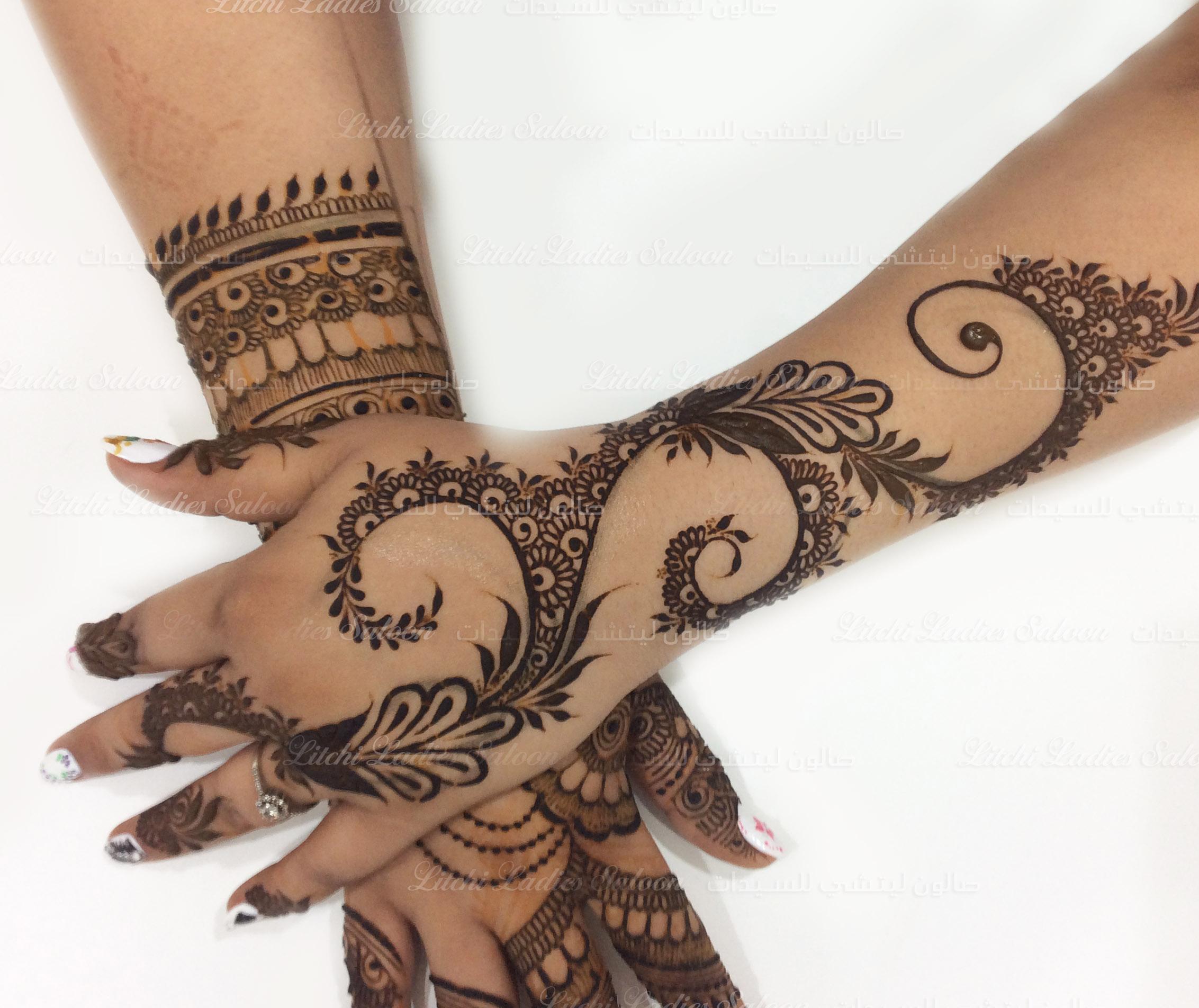 Henna Designs (2)