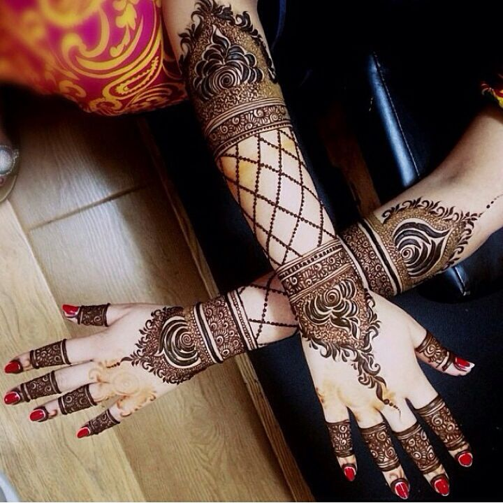 Henna Designs (7)