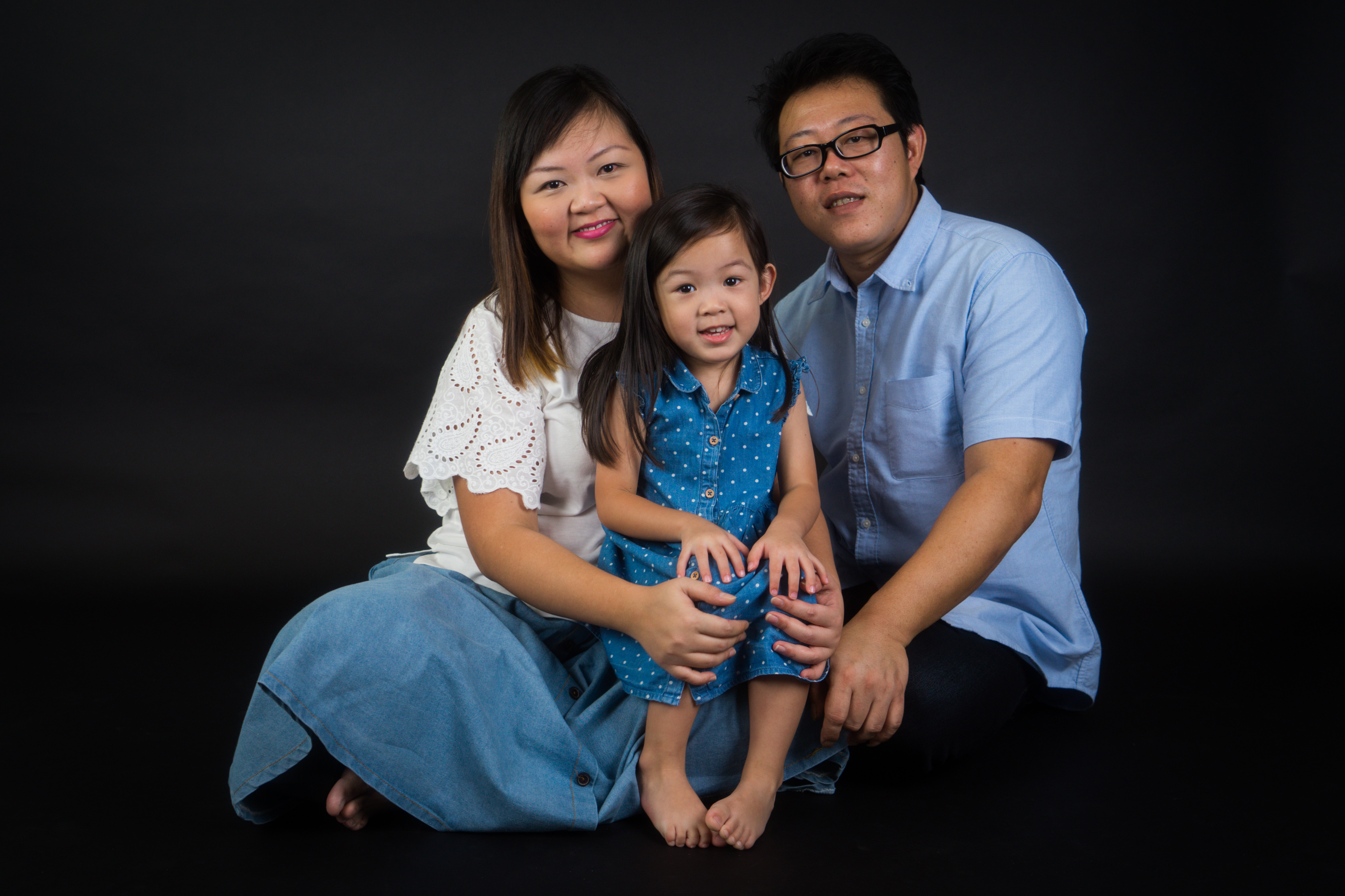 Shirley and Family  (2)