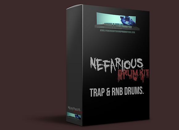 Nefarious Drum Kit
