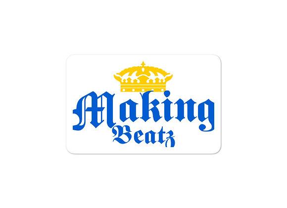 Making Beatz [Corona Parody Sticker]