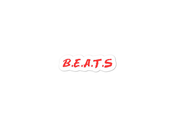 Beats [Dare Parody Sticker]