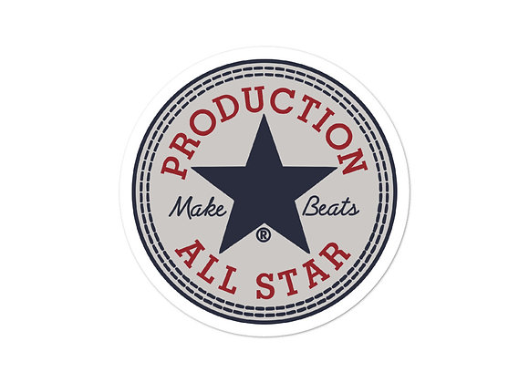 Production All-Star [Converse Parody Sticker]