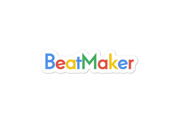 Beat Maker [Google Parody Sticker]