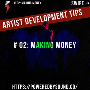 In-Depth: 12 Types Of Artists With Income