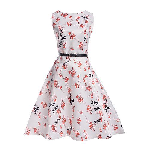 11 style Pattern Summer Sleeveless Dress 6224-style 05