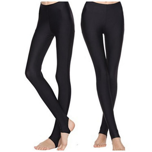 Islamic Muslim Swim Trousers Legging Black 8119