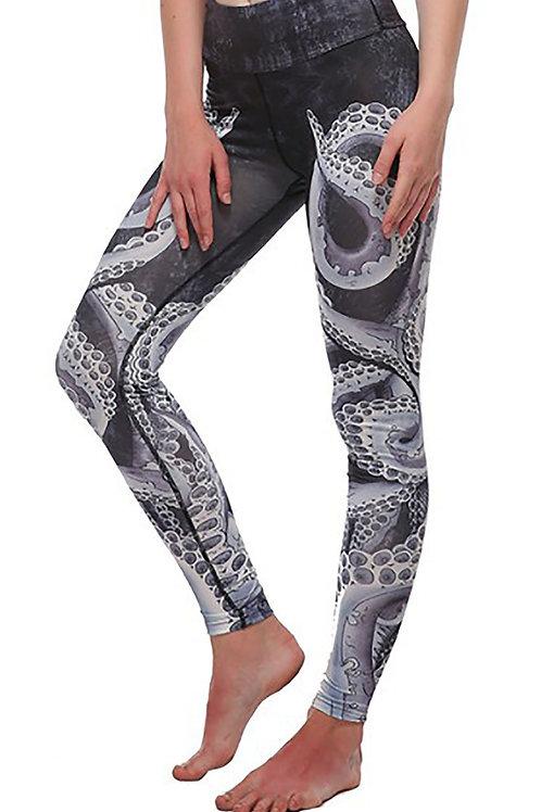 Next  Yoga Running Fitness Fashion Quality Digital Print Pattern Leggings 2016