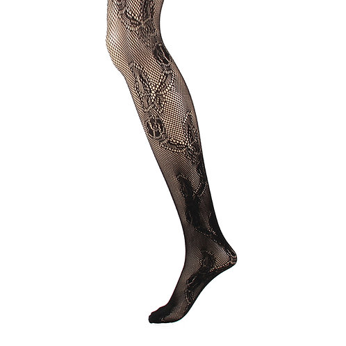 Fishnet Net Pattern Jacquard Pantyhose Tight 1141