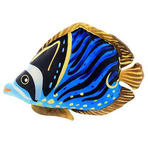 3D Fish Throw Pillows Cushions 3888 Fish With Stripes