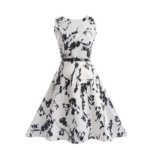 11 style Pattern Summer Sleeveless Dress 6224-style 01