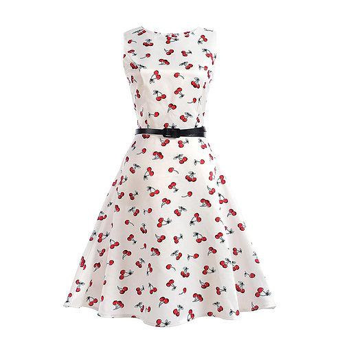 11 style Pattern Summer Sleeveless Dress 6224-style 09